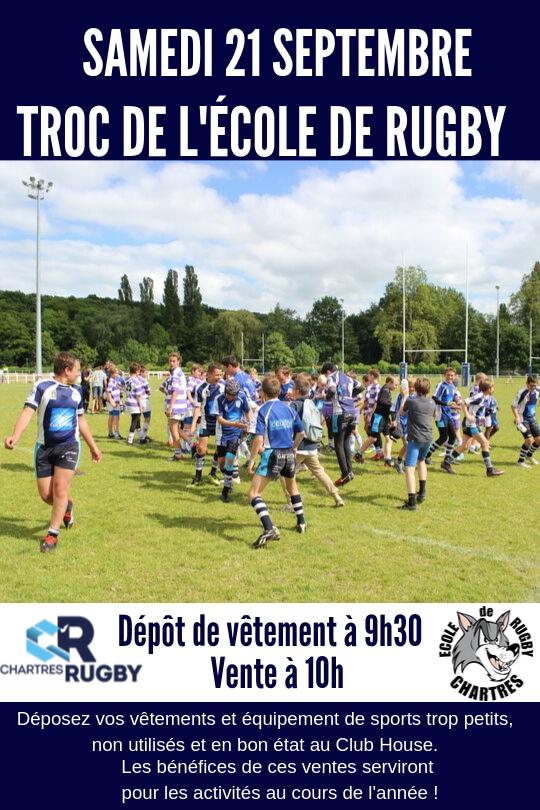 Troc Ecole de Rugby