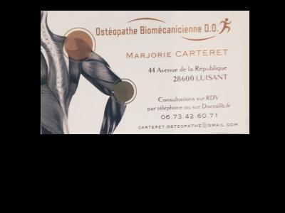 Marjorie Cartheret